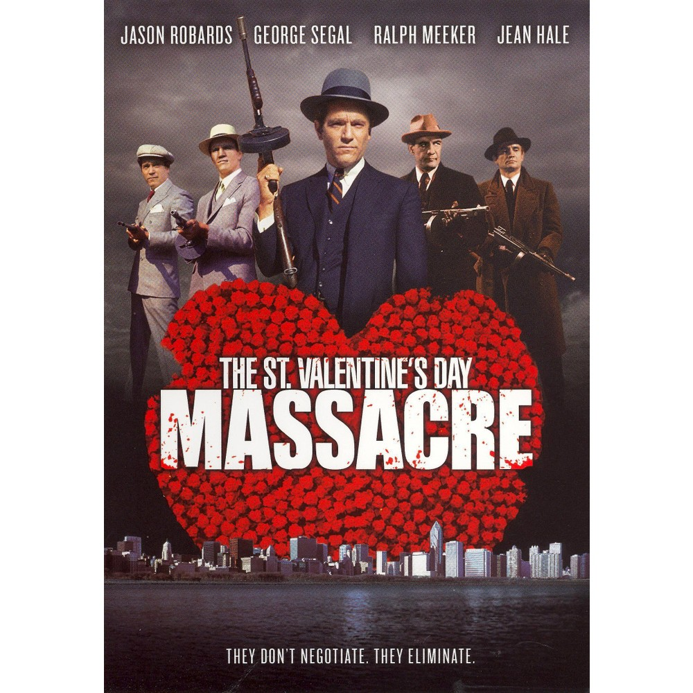 St Valentine's Day Massacre (Dvd)
