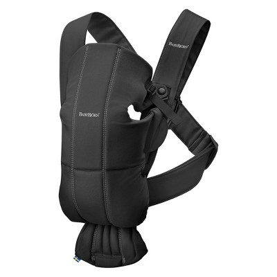 BABYBJÖRN - Carrier Mini Black