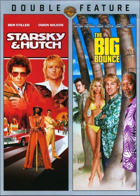 Starsky & hutch/The big bounce (DVD) - image 1 of 1