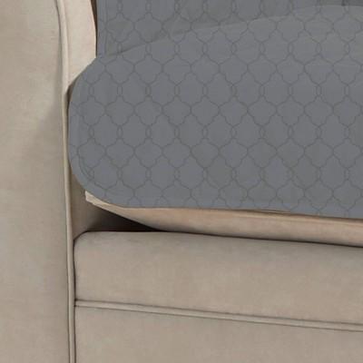Embossed Loveseat Furniture Protector - Sure Fit