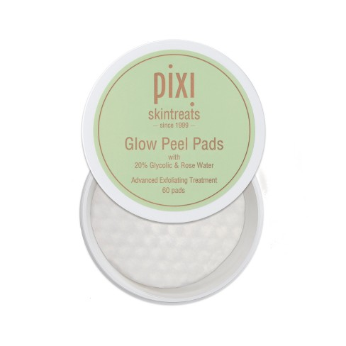 Pixi By Petra Glow Peel Advanced Exfoliating Pads - 60ct - image 1 of 3