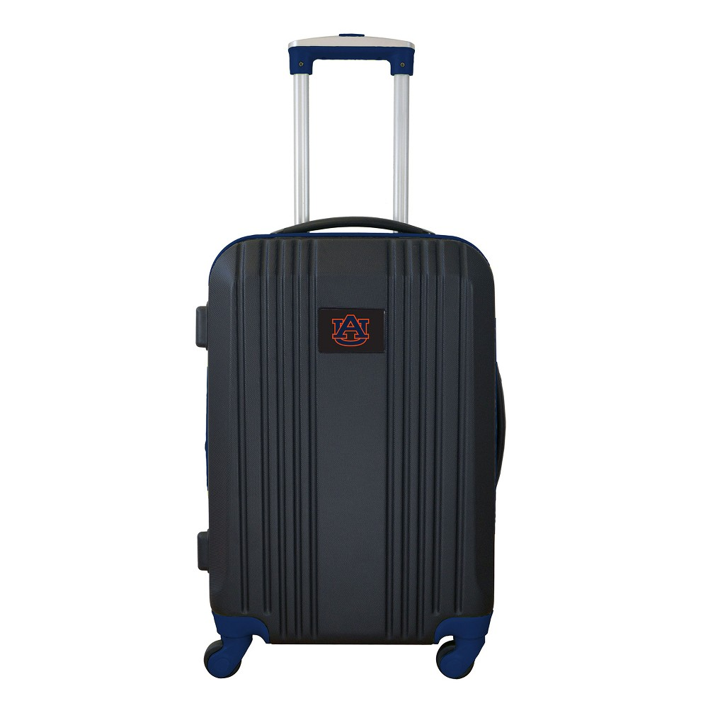 NCAA Auburn Tigers 21 Hardcase Two-Tone Spinner Carry On Suitcase