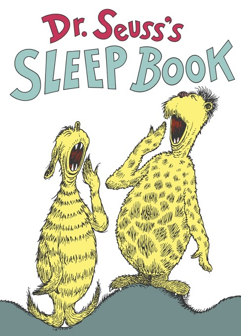 Dr. Seuss's Sleep Book (Anniversary Edition)(Hardcover) by Dr. Seuss - image 1 of 1