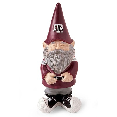 Evergreen Texas A&M University Garden Gnome