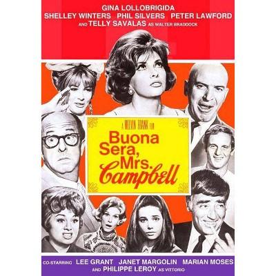 Buona Sera, Mrs. Campbell (DVD)(2015)