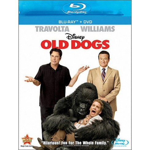 Old Dogs (2 Discs) (Blu-ray/DVD) - image 1 of 1