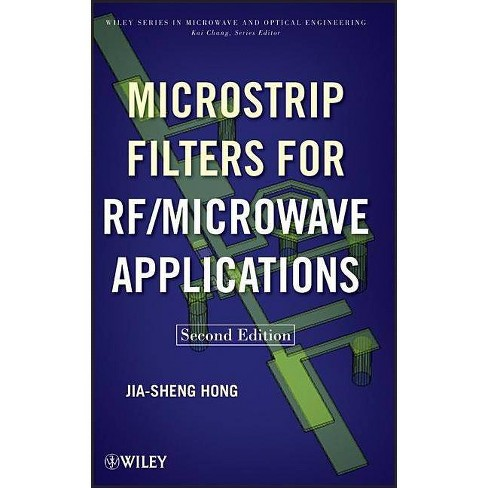 Microstrip Filters for RF / Microwave Applications - 2 Edition by  Jia-Sheng Hong (Hardcover) - image 1 of 1