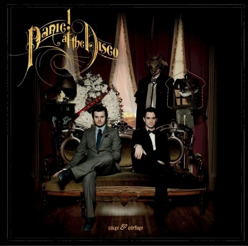 Panic at the Disco - Vices & Virtues (CD) - image 1 of 1