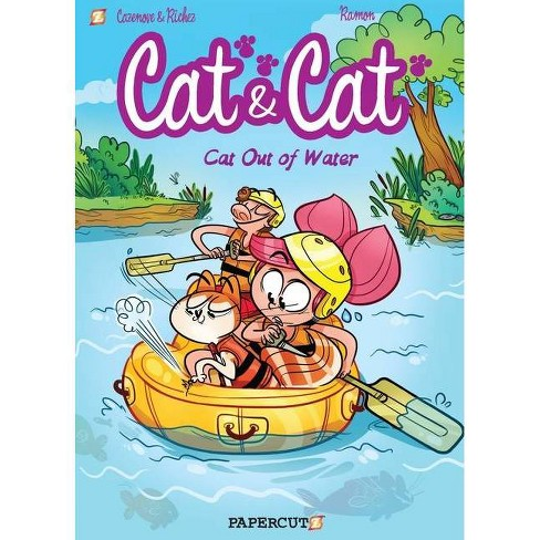 Cat and Cat #2 - by  Christophe Cazenove (Paperback) - image 1 of 1
