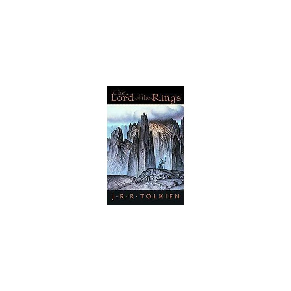 Lord Of The Rings (Paperback) (J. R. R. Tolkien)
