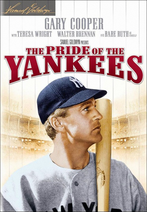 Pride of the yankees (DVD) - image 1 of 1
