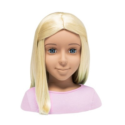 I'M A STYLIST Ella with Interchangeable Wig Styling Head – Blonde Hair
