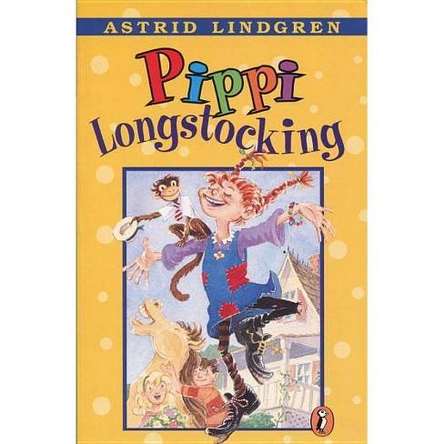 Pippi Longstocking - by  Astrid Lindgren (Paperback) - image 1 of 1
