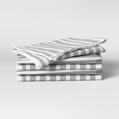 5pk Cotton Kitchen Towels - Threshold™