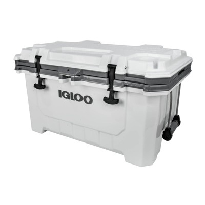 Igloo IMX Hard Sided 70qt Portable Cooler - White