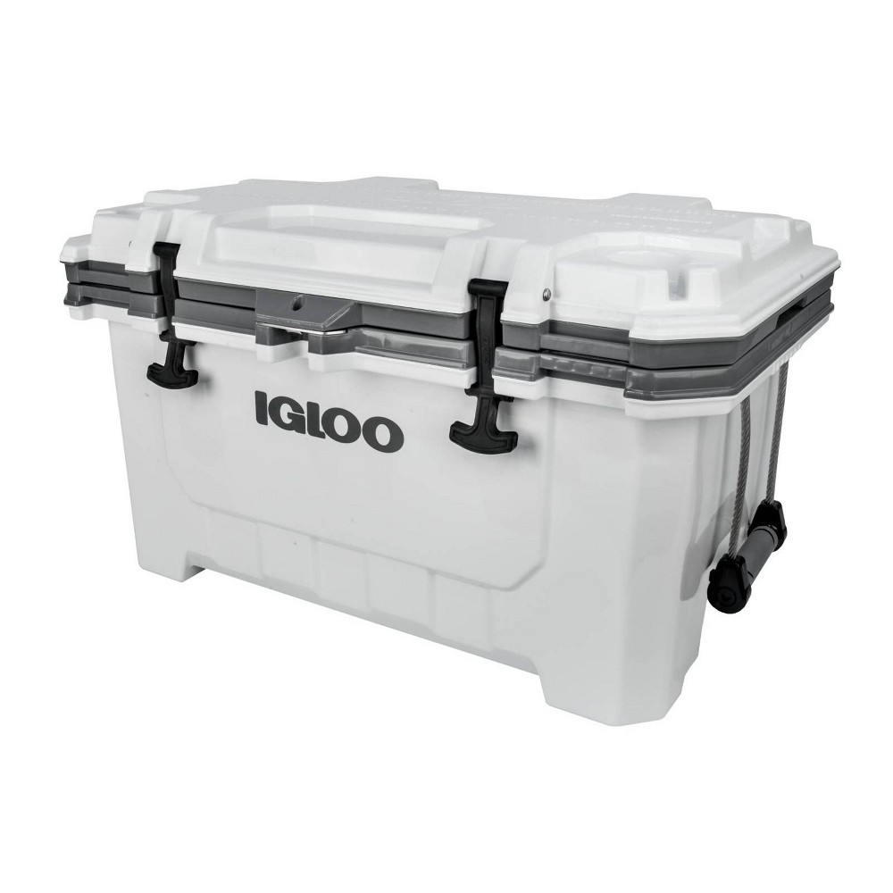 Compare Igloo IMX Hard Sided  Portable Cooler - White