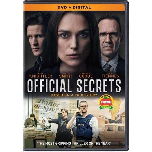 Official Secrets (DVD) - image 1 of 1