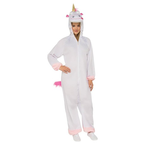 Despicable Me 3® Adult Fluffy Jumpsuit Costume - image 1 of 1