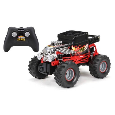 New Bright R/C 1:15 Scale Hot Wheels Monster Truck - Bone Shake