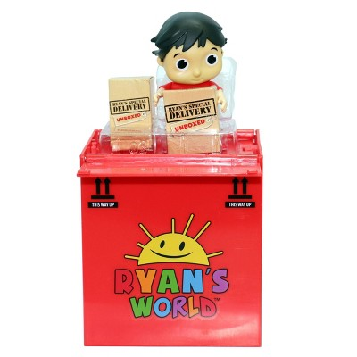 Ryan's World Special Delivery Box