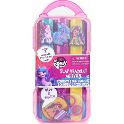 My Little Pony Slap Bracelets Activity Set