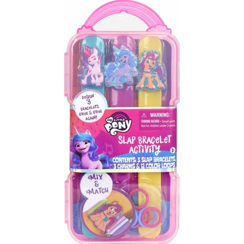 My Little Pony Slap Bracelets Activity Set - image 1 of 4