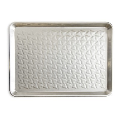 Nordic Ware Heart Embossed Half Sheet and Serving Tray