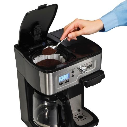 Hamilton Beach Flexbrew 2 Way Coffee Maker 49983 Target