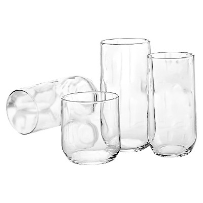 Luminarc Metro Glass Tumbler Set - 18pc