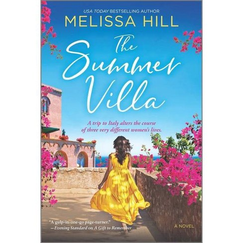 The Summer Villa - by Melissa Hill (Paperback) - image 1 of 1