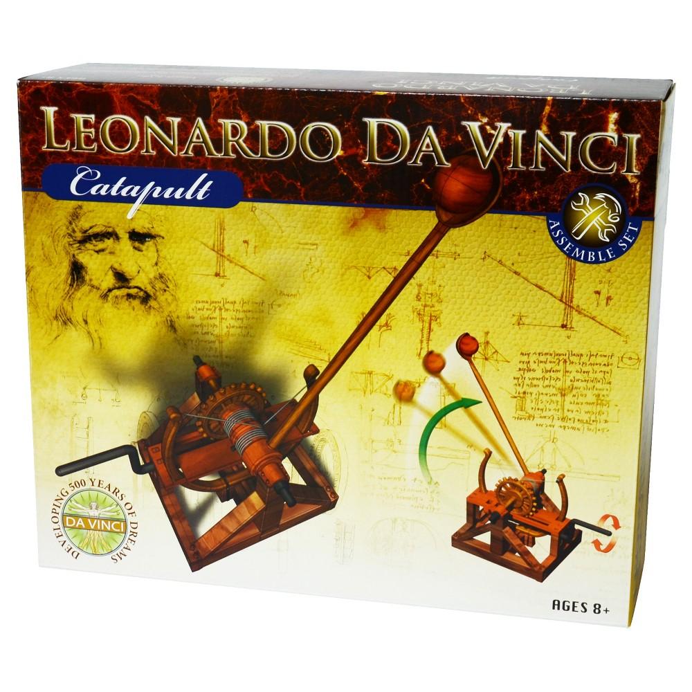 Elenco DaVinci Catapult, Science Kits