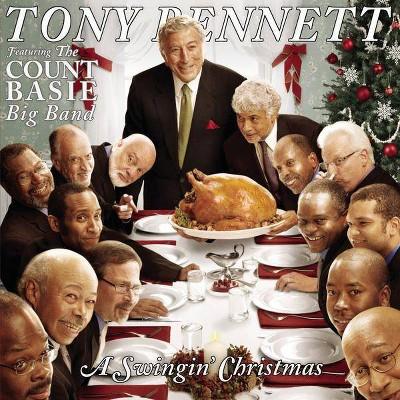 Tony Bennett - A Swingin' Christmas (CD)
