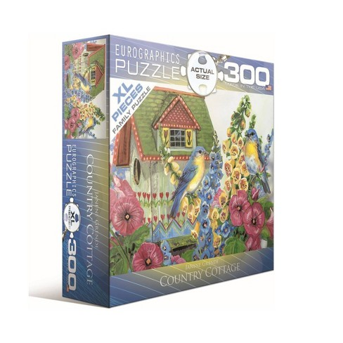EuroGraphics Janene Grandy: Country Cottage Jigsaw Puzzle - 300pc - image 1 of 2