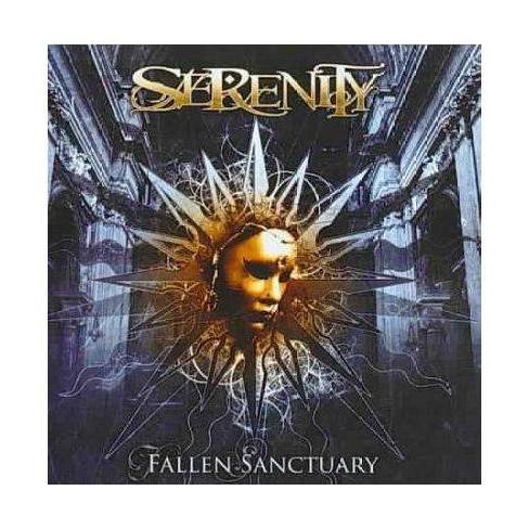 Serenity - Fallen Sanctuary (CD) - image 1 of 1