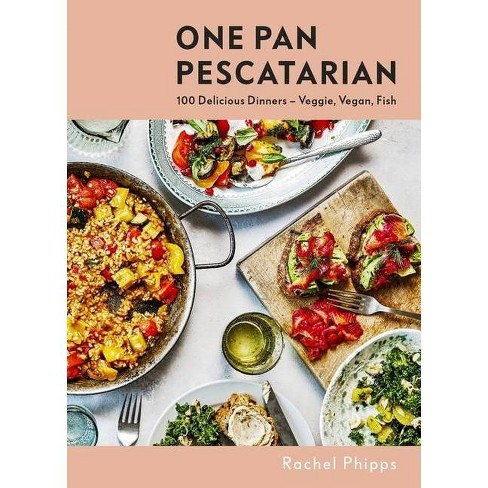 One Pan Pescatarian - by  Rachel Phipps (Hardcover) - image 1 of 1