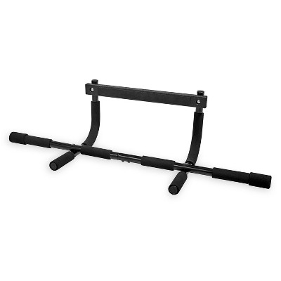 Ignite By SPRI Pull Up Bar - Black