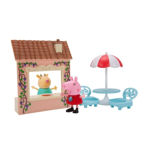Peppa Pig Pizza Party Playtime Playset Target