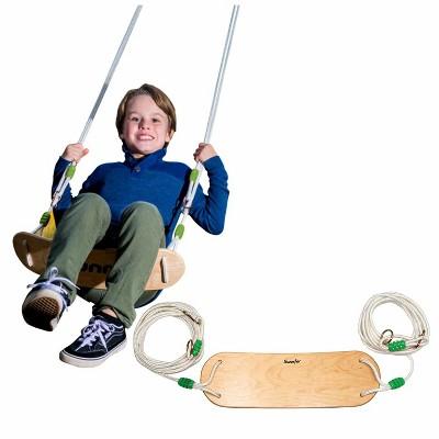 Flybar Swurfer Sway Wood Swing