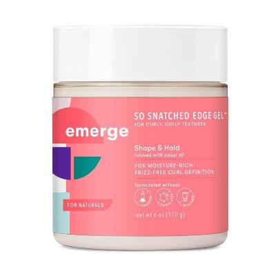 Emerge Hair Care Smooth Edge Gel - 6 fl oz