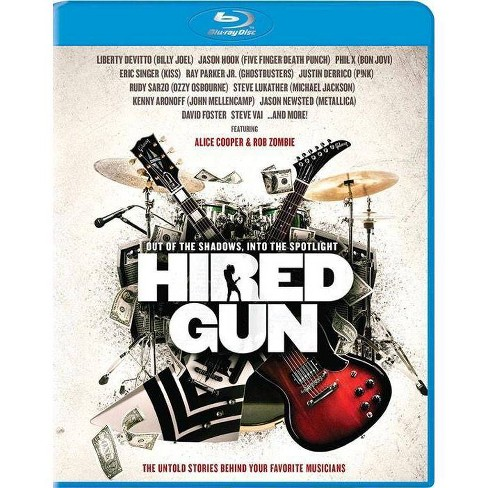 Hired Gun: Out of the Shadows, Into the Spotlight (Blu-ray) - image 1 of 1