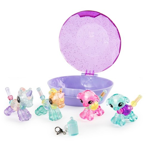 Twisty Petz Gem Set with Gem Case - Series 1 - Purple - image 1 of 5