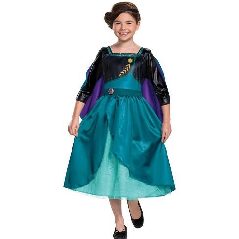 Kids' Frozen 2 Anna S.E.A Classic Halloween Costume S (4-6x) - image 1 of 2