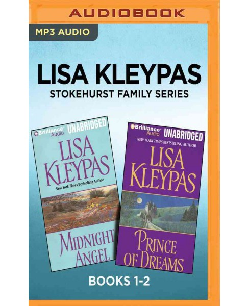 Midnight Angel / Prince of Dreams (MP3-CD) (Lisa Kleypas) - image 1 of 1