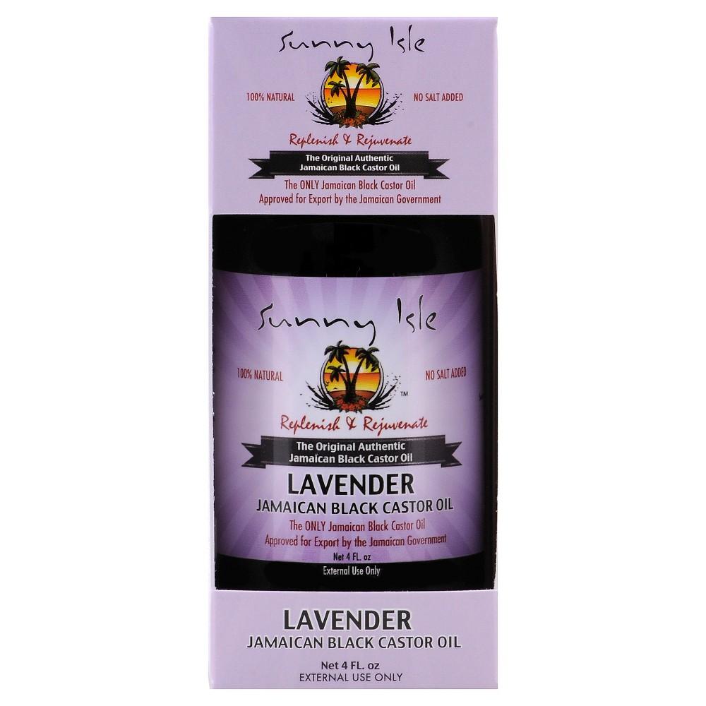 Image of Sunny Isle Lavender Jamaican Black Castor Oil - 4oz