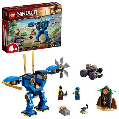 LEGO NINJAGO Legacy Jay's Electro Mech Building Toy 71740