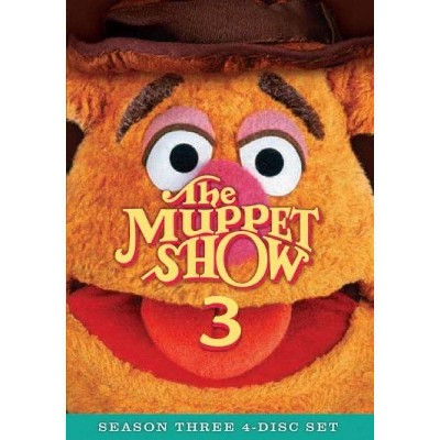 The Muppet Show: Season Three (DVD)(2016)