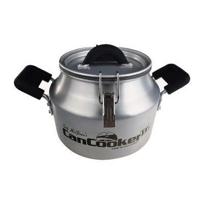 CanCooker High Heat Resistant Black Handle Safety Covers for Companion, JR, Original, or Bone Collector