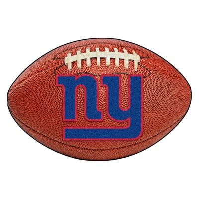 """NFL Fan Mats Football Rug 35""""x22"""""""