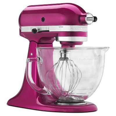 kitchenaid artisan design series 5 quart tilt head stand mixer with rh target com