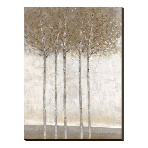 Early Fall II By Tim O'Toole Stretched Canvas Print 20x27 - Art.com - image 1 of 2